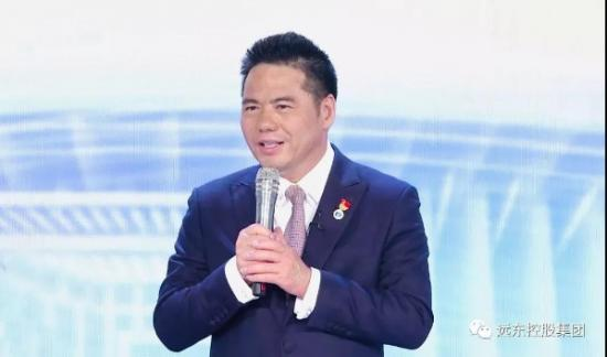 蒋锡培:报效国家、利益大家、建设小家永远在路上!