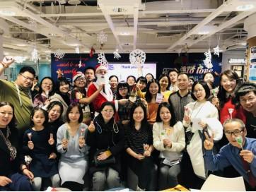 娛樂時光來襲!快到華爾街英語北京中心一起探索節日的奧妙吧